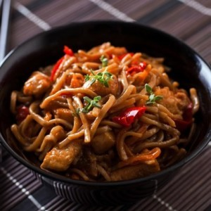 Rachael Ray Spicy Sesame Soy Soba Recipe & Tyrese Manology Review