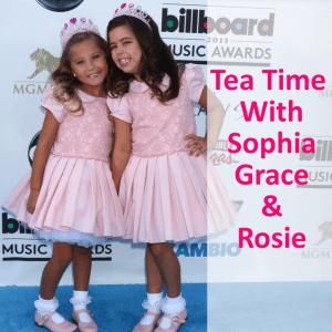Ellen: Sophia Grace & Rosie Tea Time & Wendy Williams' Summer Show