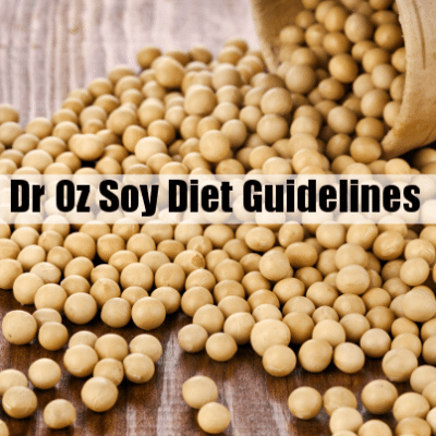 Dr Oz: Soy Based Diet Guidelines & Dr G Medical Examiner Case Files