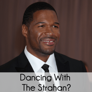Live: Carrie Ann Inaba & Michael Strahan on Dancing With The Stars?