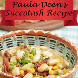 The Chew: Paula Deen's Succotash Recipe & Memphis Dry-Rub Ribs