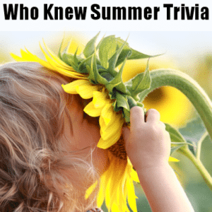 Kathie Lee & Hoda: Who Knew Summer Trivia Game & What the What Photos