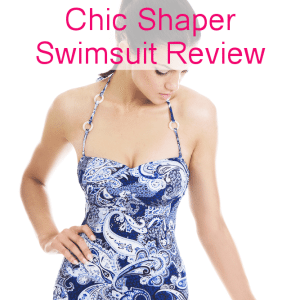 Today: Chic Shaper, Vintage Glam & Cute Camouflager Swimsuit Review