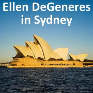 Ellen in Australia: Andy Zenor's Pub Quiz & Aussie Costume Contest