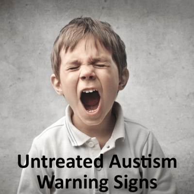 Dr Phil: Warning Signs of Troubled Teens & Untreated Autism Issues