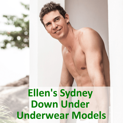 Ellen: Sydney Underwear Model Winner & Know or Go! Harbor Edition