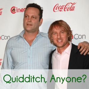 GMA: Miranda Kerr Korra Organics Review & Vince Vaughn Plays Quidditch