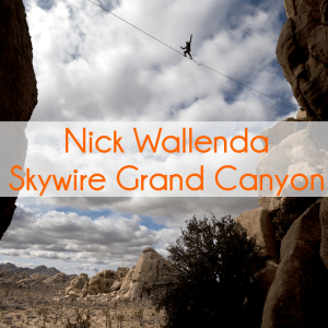 Live: Nick Wallenda Skywire Success & Kim, Kanye Name Baby North West