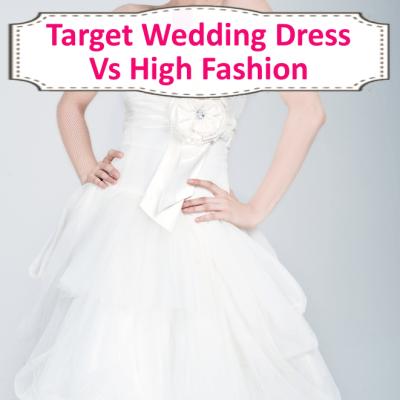 GMA: Oscar de la Renta & Amsala Dresses Vs Target Bridal Dress Review