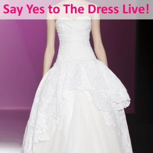 GMA: Randy Fenoli Advice Alita Graham for Kleinfeld Bridal Gown Review