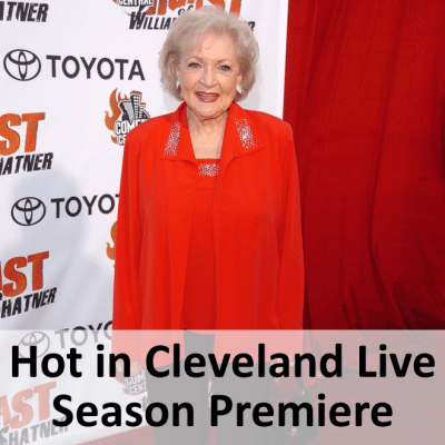 GMA: Hot In Cleveland Live Premiere & Jennifer Aniston Wedding Hair