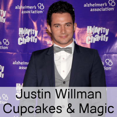 Ellen: Talia Castellano Cancer Update & Justin Willman Cupcake Wars