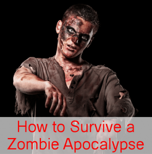 Today Show: Zombie Bootcamp Trains For the Impending Zombie Apocalypse