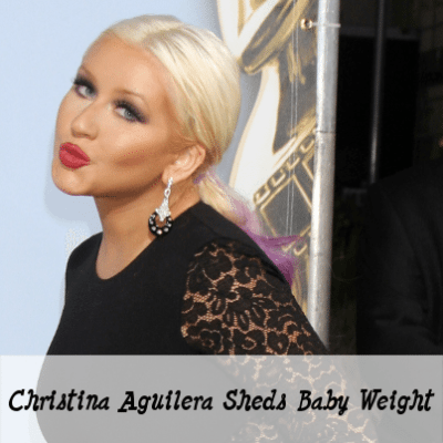 Christina Aguilera Loses 20 Pounds & Johnny Depp Retiring From Acting?