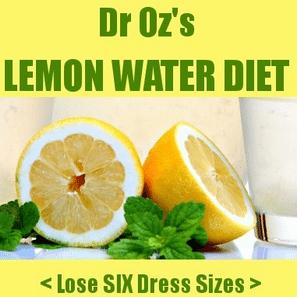 Dr. Oz Lemon Water Diet