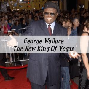 The Talk: George Wallace King Of Vegas & Lifetime Achievement Award
