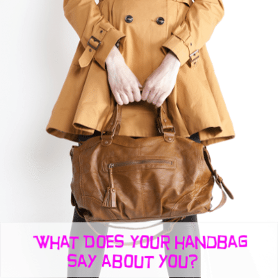 GMA: What Your Handbag Says About You & How To Carry A Purse