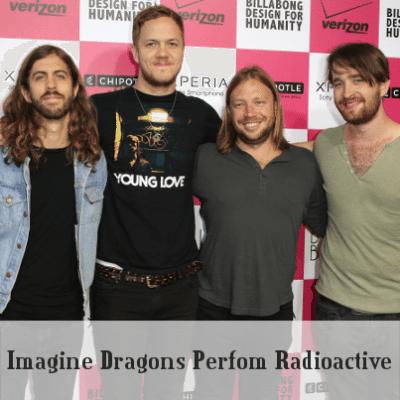 GMA: Imagine Dragons Performs Radioactive & Night Visions Review