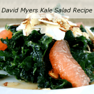 David Myers: Kale Salad Recipe, Lobster Roll & Lemon Curd Tapioca