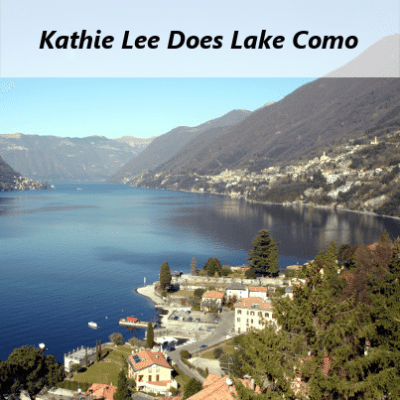 Kathie Lee's Trip To Lake Como & Idiopathic Pulmonary Fibrosis