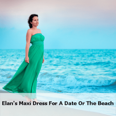 GMA: Elan Maxi Dress Review & Forever 21 High/Low Dress Review