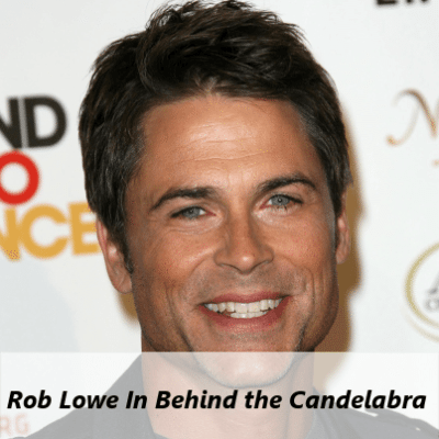 The Talk: Rob Lowe Behind The Candelabra Review & Life Lessons
