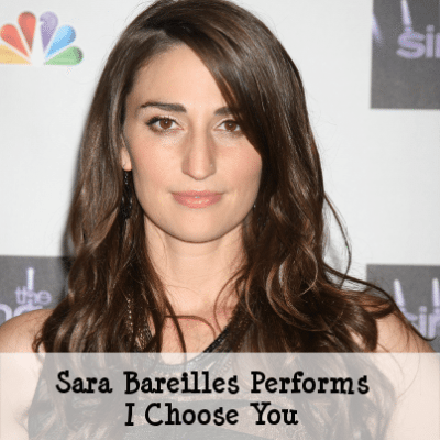 Today: Sara Bareilles The Blessed Unrest & The English Girl Review
