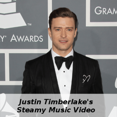 """Justin Timberlake's """"Tunnel Vision"""" Video Banned From YouTube"""