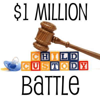 Dr Phil: $1 Million Custody Battle & Abusive Jim Vs Violent Pam