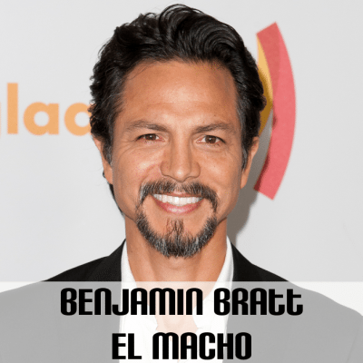 Benjamin Bratt Despicable Me 2 Villain & Guy Fieri Caliente Margaritas