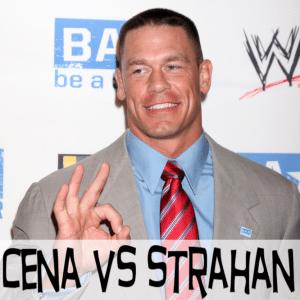 Michael Strahan Wrestles John Cena & Total Diva's WWE Reality Series