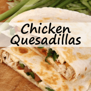 Rachael Ray: Buffalo Chicken Quesadillas Recipe By Sunny Anderson