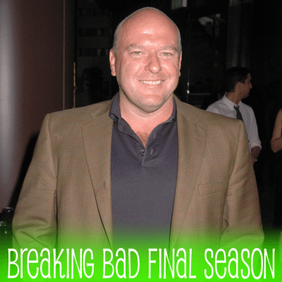 Dean Norris: Breaking Bad Final Season & Under the Dome Season 2