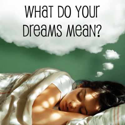 Dr Oz's Recurring Dream Decoded & 5 Ways to Fix Your Dreams