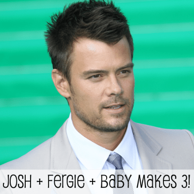 "Josh Duhamel & Fergie Expecting First Child & Sara Bareilles ""Brave"""