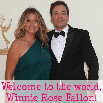 Jimmy Fallon Names Daughter Winnie Rose Fallon & BarEye App Review
