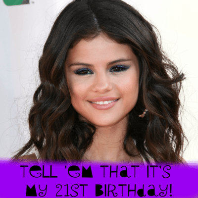 "Selena Gomez 21st Birthday Party, Does Shots & ""Slow Down"" Review"