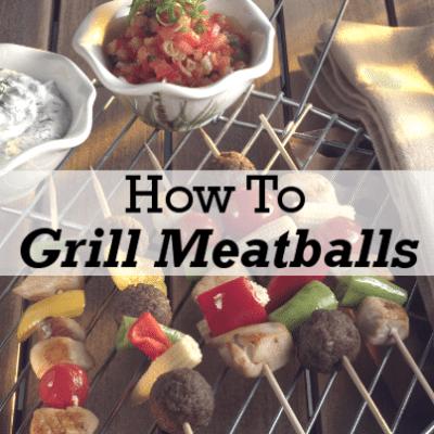 Rachael Ray: Sunny Anderson's Zesty Chicken Meatballs Recipe
