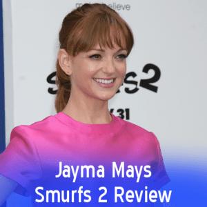 Jayma Mays Smurfs 2 Film Review, Neil Patrick Harris @FoodPorn Twitter
