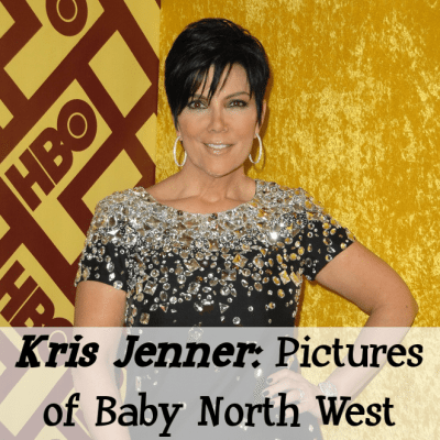 Kris Jenner Launches Talk Show, When Will We See Pics of North West?