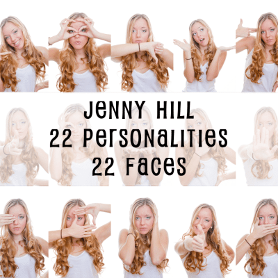Dr Phil: Jenny Hill Multiple Personalities & Signing Away Life Rights