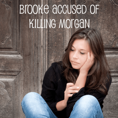 Dr Phil: Brooke Accused Of Killing Morgan By Toni Blog & Internet