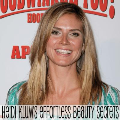 Kelly & Michael: Heidi Klum Wedges & Mixing Patterns Fashion Tips