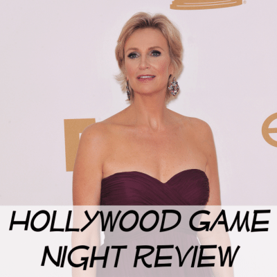 Jane Lynch's Bucket List, Annie Broadway & Hollywood Game Night Review
