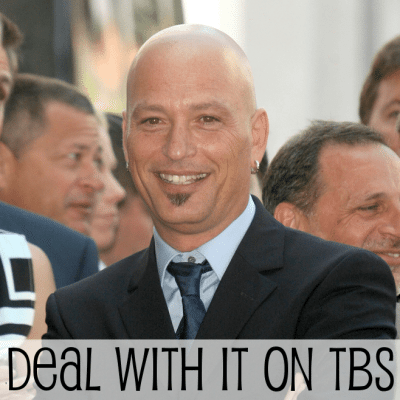Kelly & Michael: Howie Mandel 'Deal With It'