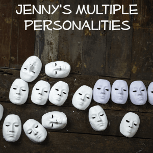 Dr Phil: Jenny's Multiple Personalities & 22 Faces Book Review