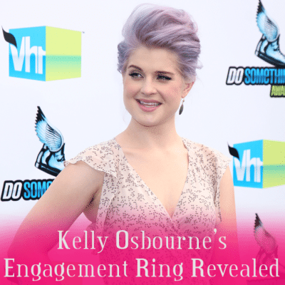The Talk: Kelly Osbourne Engagement Ring & Joan Rivers' Nice Side