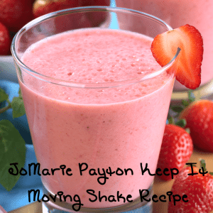 Doctors: JoMarie Payton Family Matters & Keep It Moving Shake Recipe