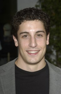 Jason Biggs will be discussing his wife Jenny Mollen's book on The View July 4 2014. (Featureflash / Shutterstock.com)