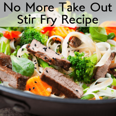 The Chew: Stephanie Izard Sloppy Goats & No More Take Out Stir Fry